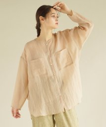 FIKA./FIKA. Sheer over Shirt/503075767