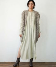 FIKA./TODAYFUL Stripe Shirts Dress/503075771