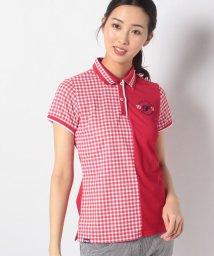 FILA GOLF/ハンソデ ポロシャツ/503081189