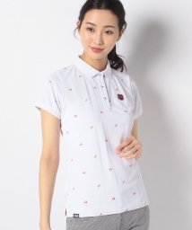 FILA GOLF/ハンソデ ポロシャツ/503081190
