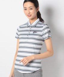 FILA GOLF/ハンソデ ポロシャツ/503081191