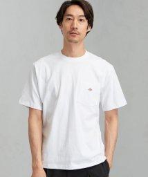 green label relaxing/[ ダントン ]  SC DANTON ロゴ ポケット Tシャツ/503087953