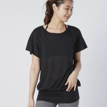RUSTY/【RUSTY】ヨガTシャツ/503093449
