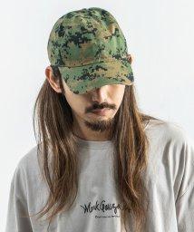 Rocky Monroe/ニューハッタン NEWHATTAN カーブバイザー コットンキャップ  キャップ 無地 迷彩 帽子 ローキャップ 無地 迷彩 帽子 カモフラ NH1400 57/503094507