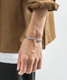 Rocky Monroe/ブレスレット メンズ ペア シルバー ゴールド 華奢 ブレス アクセサリー ギフト プレゼント 真鍮 ブラス 5815/503094508