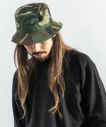 Rocky Monroe/ニューハッタン バケットハット サファリハット newhattan カーキ 無地 カモ 迷彩 帽子 メンズ レディース 7962/503094733