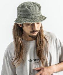 Rocky Monroe/NEWHATTAN バケットハット ニューハッタン ユニセックス メンズ レディ―ス 無地 帽子 ピグメントダイ サファリハット 7964/503094735