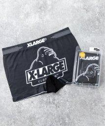 Rocky Monroe/XLARGE エクストララージ ボクサーパンツ メンズ シームレス ボクサーブリーフ 下着 アンダーウェア プリント 無地 ロゴ 父の日 ギフト 1864920/503094736