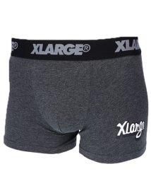 Rocky Monroe/XLARGE エクストララージ ボクサーパンツ メンズ ボクサーブリーフ 下着 アンダーウェア プリント 無地 ロゴ 父の日 ギフト 18647800 1864/503094737