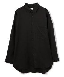 GARDEN/whowhat/フーワット/wide shirt/ワイドシャツ/503106304