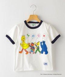 SHIPS KIDS/Lee:セサミストリート TEE(110~150cm)/503107057