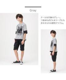 MAC HOUSE(kid's)/T-GRAPHICS ティーグラフィックス ボーイズ フォトプリント半袖Tシャツ MH/TGSS101B/503107215