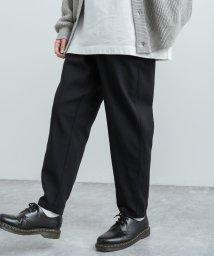Rocky Monroe/イージーパンツ メンズ レディース ワイド テーパード コック シェフ 無地 チェック カモフラ 迷彩 レオパード ヒョウ 総柄 カジュアル ストリート トラッ/503107344