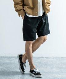 Rocky Monroe/KANGOL カンゴール ハーフパンツ メンズ レディース ショートパンツ 半パン 短パン ショーツ 膝上 クライミングパンツ 黒 無地 ツイル シンプル カジ/503107792