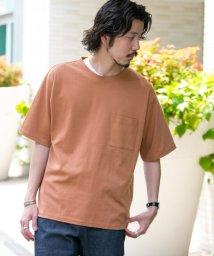 URBAN RESEARCH Sonny Label/ポケット付コンパクトスムースTシャツ/503108085