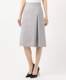 J.PRESS LADIES/【洗える】FLAXASA スカート/503108439