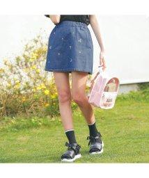 ALGY/小花刺繍スカート/502878643