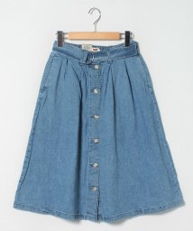 LEVI'S LADY/BUTTON FLARE SKIRT ALL IN/503045397