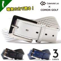 SantaReet/COMON GOLF×ColanTotte(コラントッテ)永久磁石内臓ゴルフベルト(CG-TW19COL)/503094396