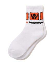 LHP/BlackEyePatch/ブラックアイパッチ/HANDLE WITH CARE SOCKS/503108551