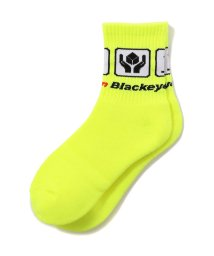 LHP/BlackEyePatch/ブラックアイパッチ/HANDLE WITH CARE SOCKS/503108551