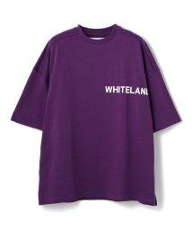 LHP/WHITELAND/ホワイトランド/ビッグロゴオーバーサイズTシャツ/503108564