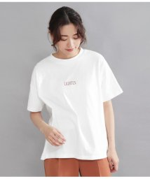 AULI/LIGHTEN ロゴTシャツ/503108622