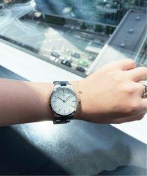 HIROB Ladys/DW00100203 ICONIC LINK 36S White【 ウォッチ 】/503109134