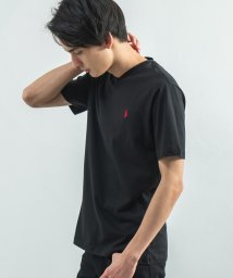 Rocky Monroe/POLO RALPH LAUREN ポロラルフローレン 半袖Tシャツ メンズ レディース クルー Vネック シンプル ジャストフィット 無地 刺繍 ロゴ ポニー/503109140