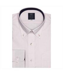 BRICKHOUSE/ワイシャツ 長袖 形態安定 ラクリア ボタンダウン 標準体 メンズ/503109164