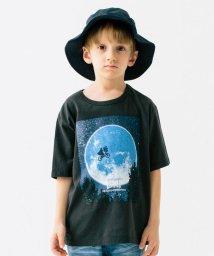 こどもビームス/SMOOTHY × UNIVERSAL Pictures / コラボ フィルムTシャツ E.T 20(100~160cm)/503109385