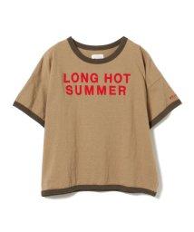 こどもビームス/6°vocaLe / トリム Tシャツ 20(130~150cm)/503110582