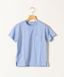 SHIPS any WOMENS/SHIPS any: USAコットン ベーシック ポケット Tシャツ<KIDS>/503110745