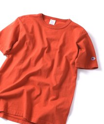 SHIPS any MENS/Champion: made in usa T-1011 カラーTシャツ/503111093