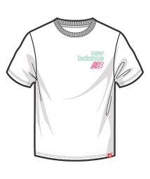 New Balance/ニューバランス/メンズ/エッセンシャルズトウキョウナイトシグナルショートスリーブ Tシャツ/503111291
