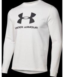 UNDER ARMOUR/アンダーアーマー/メンズ/スポーツスタイル テリー ビッグロゴ クルー/503111500