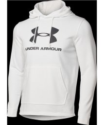 UNDER ARMOUR/アンダーアーマー/メンズ/スポーツスタイル テリー ビッグロゴ フーディ/503111503
