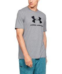UNDER ARMOUR/アンダーアーマー/メンズ/スポーツスタイル ロゴ Tシャツ/503111517