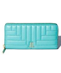 LANVIN en Bleu(BAG)/ベルシー ラウンドファスナー長財布/502311194