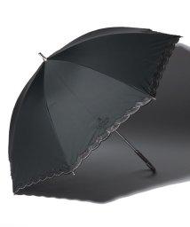 "LANVIN Collection(umbrella)/LANVIN COLLECTION 晴雨兼用傘 ""オーガンジー ローズカットワーク""/502931691"