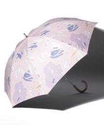 "LANVIN Collection(umbrella)/LANVIN COLLECTION 晴雨兼用折傘 ""フラワー ハット""/502931700"