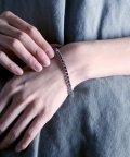 MAISON mou/【YArKA/ヤーカ】silver925  venetian chain bracelet [VB2]/ベネチアンチェーンブレスレット シルバー925 /503051842