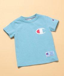 ROPE' PICNIC KIDS/【ROPE' PICNIC KIDS】【Champion】BIG CマークTシャツ/503095650