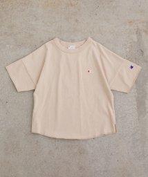 ROPE' PICNIC KIDS/【ROPE' PICNIC KIDS】【Champion】ワイドTシャツ/503095651