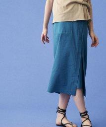 Ballsey/ハイブリッドストレッチ Iラインスカート/503111736
