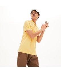 LACOSTE Mens/レギュラーフィット ペールカラーポロシャツ(半袖)/503111762