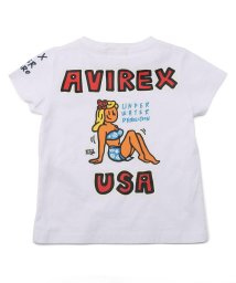 AVIREX/KIDS/ピンナップガールTシャツ/SH BOXER JUNTARO/ボクサージュンタロー/503111763