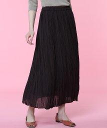 ef-de(L SIZE)/《大きいサイズ》プリーツスカート《Maglie par ef-de》/503112020