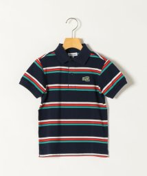 SHIPS any WOMENS/LACOSTE:ボーダー ポロシャツ<KIDS>/503113364