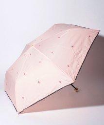 Cocoonist/イチゴ柄晴雨兼用折りたたみ傘 雨傘/503038591